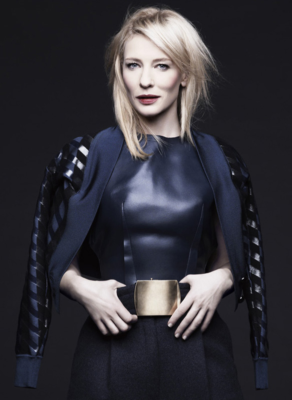 02 portraits janwelters allrightsreserved Cate Blanchett by Jan Welters