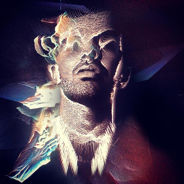 10 Ghost Memories by Steve Fraschini // Digital Art