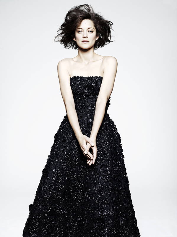 11 portraits janwelters allrightsreserved Marion Cotillard by Jan Welters