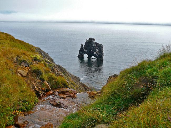 1190 Icelandic Dinosaur – Hvítserkur