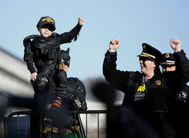 1197 Batkid saves Gotham City