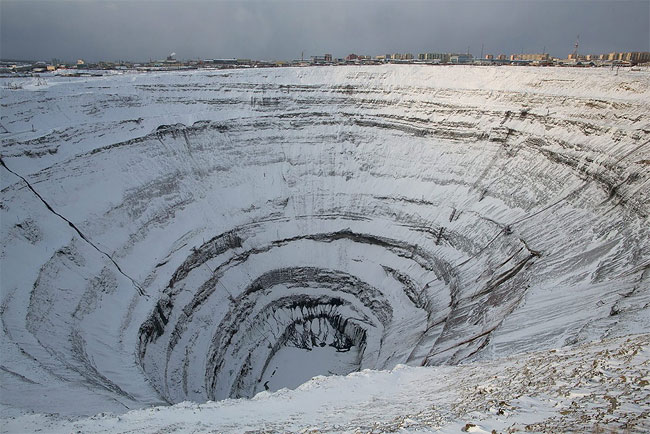 1245 Russian Diamond Mines