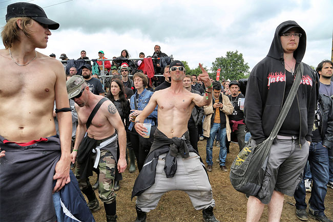 1247 Hellfest Festival 2013