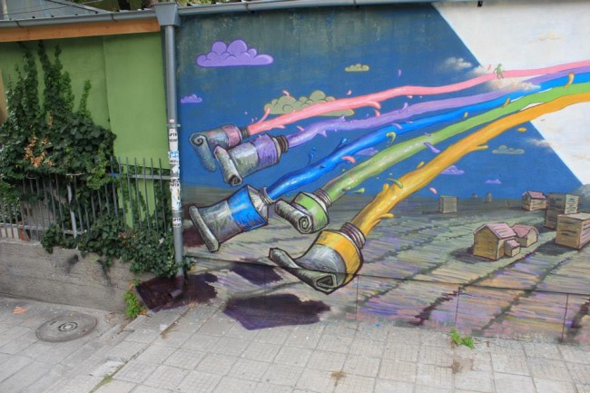 1385794 488277634603732 896960945 n 650x433 New mural by Pyrotechnix Crew   Plovdiv, Bulgaria