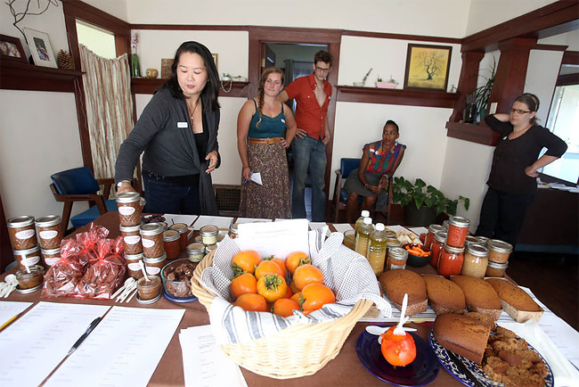 156 Homemade Harvest Food Swap