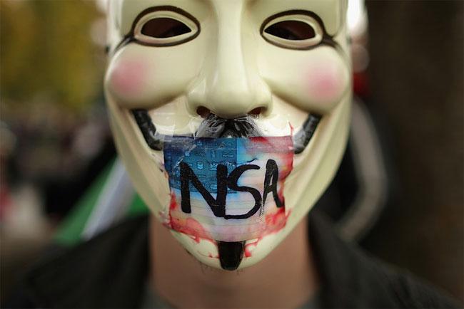 157 Million Mask March