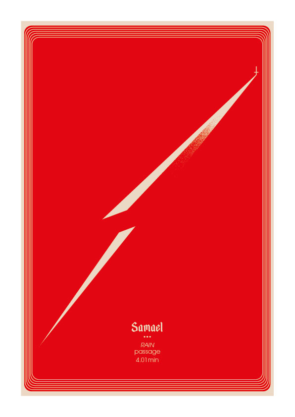 17Samael One day   one poster