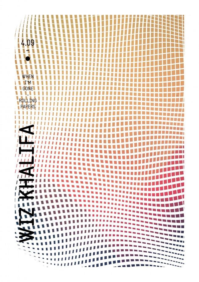 19Wiz Khalifa3 650x919 One day   one poster