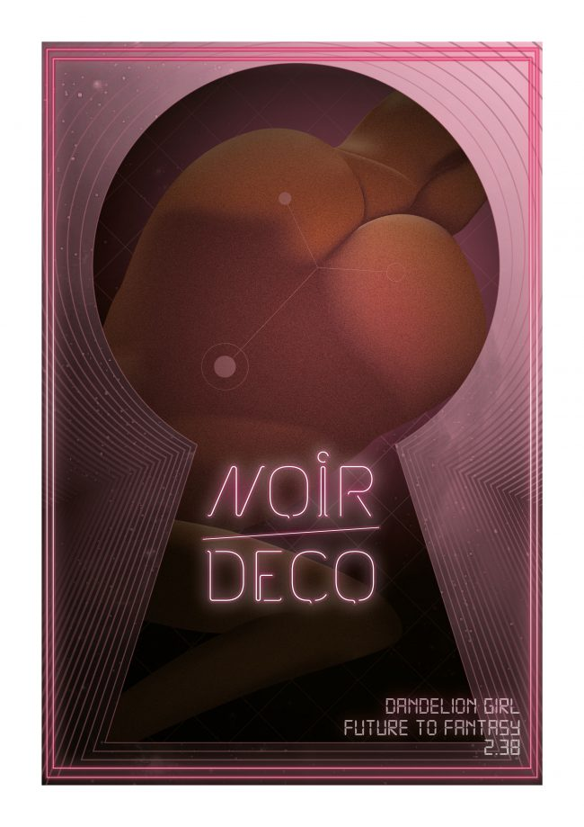 34Noir Deco7b 650x919 One day   one poster