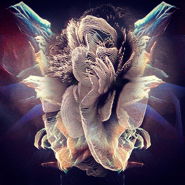 4 Ghost Memories by Steve Fraschini // Digital Art