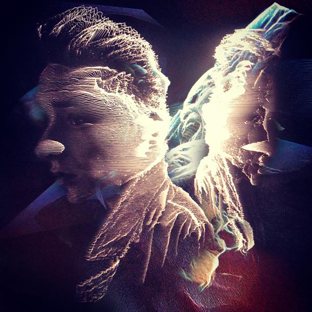 6 Ghost Memories by Steve Fraschini // Digital Art