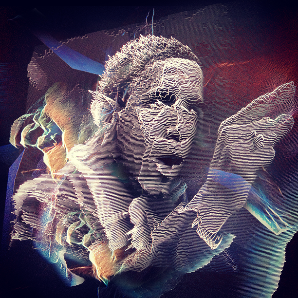 81 Ghost Memories [Pt.2] by Steve Fraschini // Digital Art