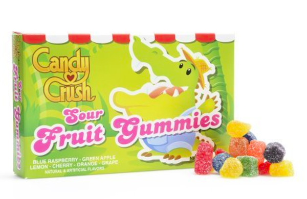 82 Candy Crush Launches Official Candy Crush Candies via @ongezondnl