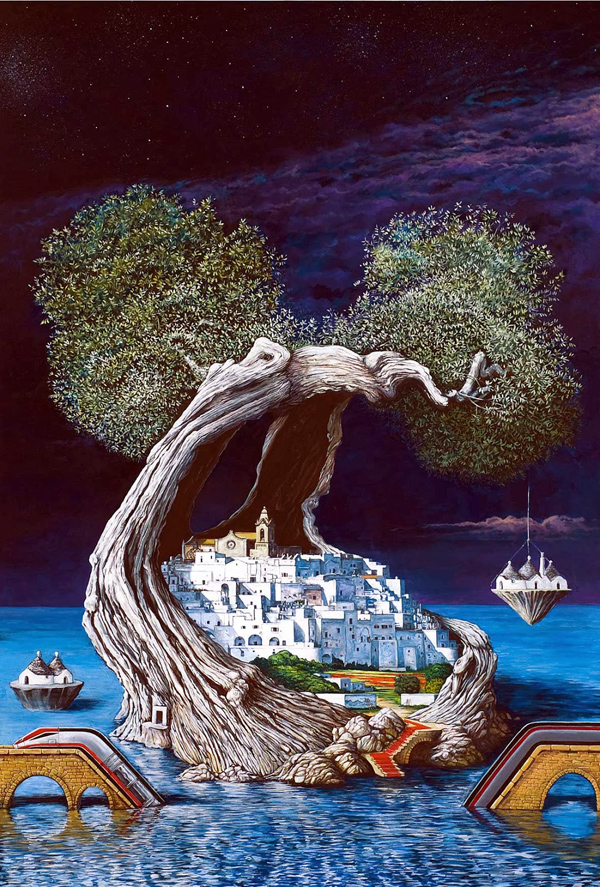Antonio Caramia 2 1 Fantastic Illustrations by Antonio Caramia