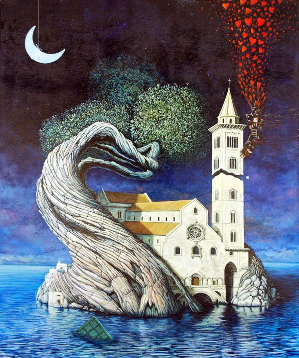 Antonio Caramia 9 Fantastic Illustrations by Antonio Caramia