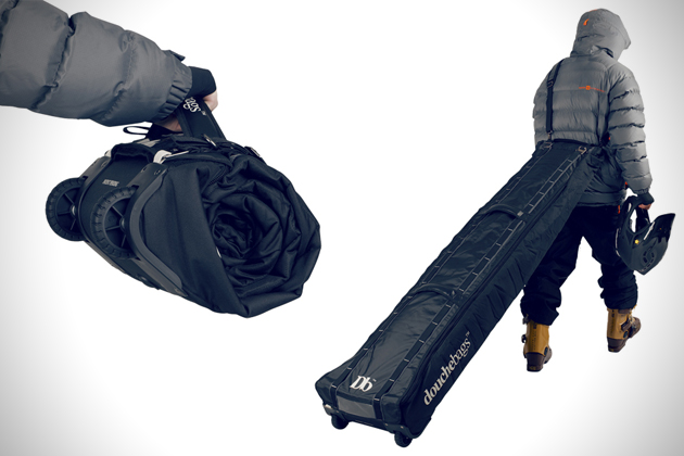 Bag Douchebags are the Perfect Bag for your Winter Gear