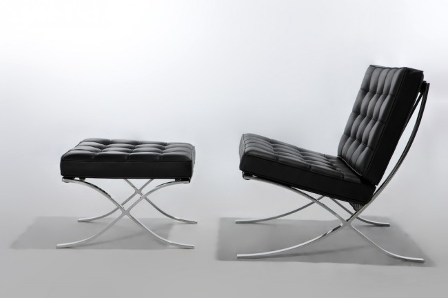 Barcelona product highres 502407d3c52b71 650x432  Mies Van Der Rohe Barcelona Chair