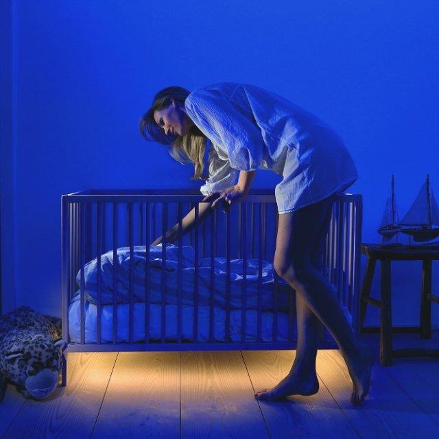 Bed Light Motion Activated Illumination System Bedlight Motion Activated Ambient LED Lighting Kit