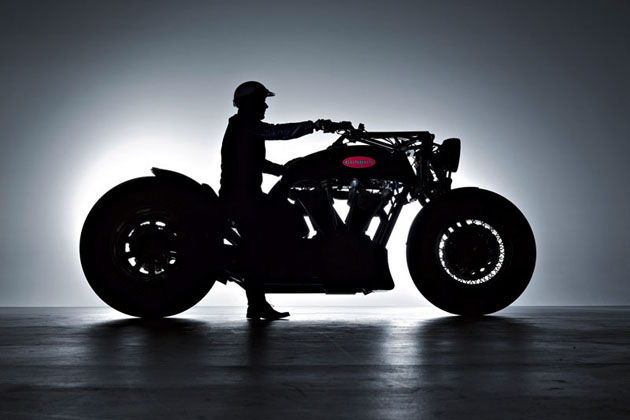 Bike2 Gunbus Unveils The Biggest Motorcycle in the World