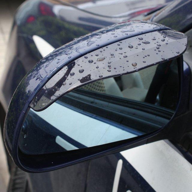Docooler Car Rearview Mirror Rain Shades Docooler Car Rearview Mirror Rain Shades