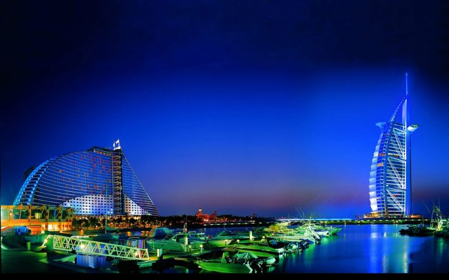 Dubai Jumeirah Beach1 650x406 Attractions of Dubai