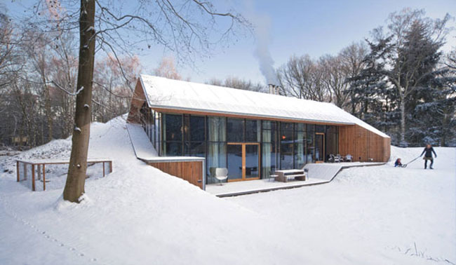 Dutch Mountain Denieuwegeneratie 02 1 Kindesign Dutch Mountain home in The Netherlands