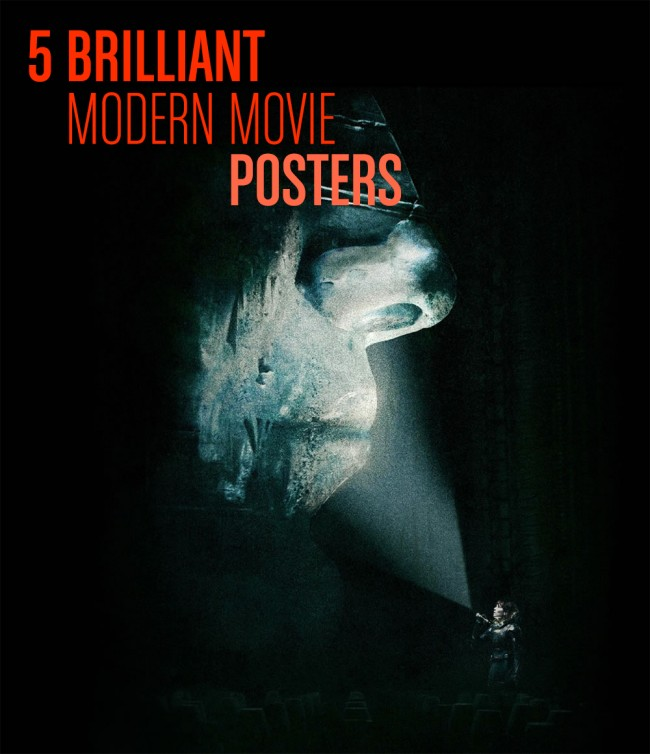 G+ 650x754 5 Brilliant Modern Movie Posters
