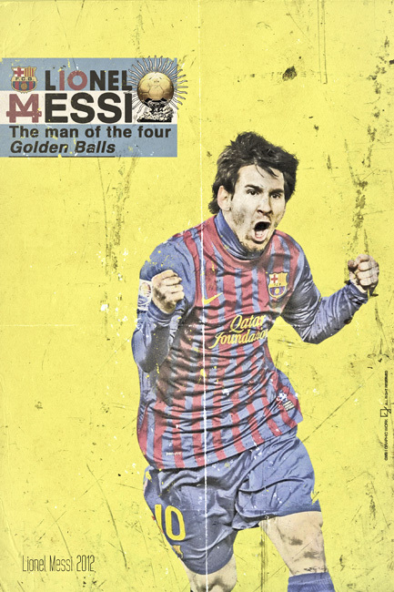History of the Ballon d'Or Retro Style Posters History of the Ballon d'Or – Retro Style Posters