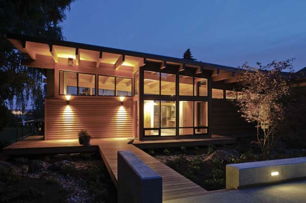 Hotchkiss Residence Scott Edwards Architecture 01 1 Kindesign Striking modern home nestled on the Columbia river