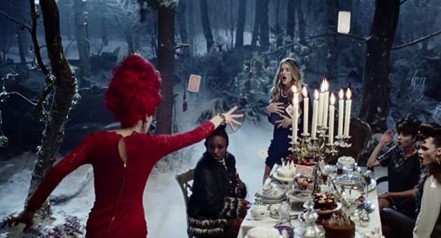 Marks and Spencer Christmas Commercial2 Fairytale Christmas Ad for Marks & Spencer