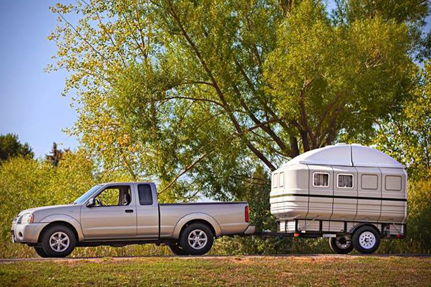Modular Build It Yourself Modular Camper Trailers by Teal
