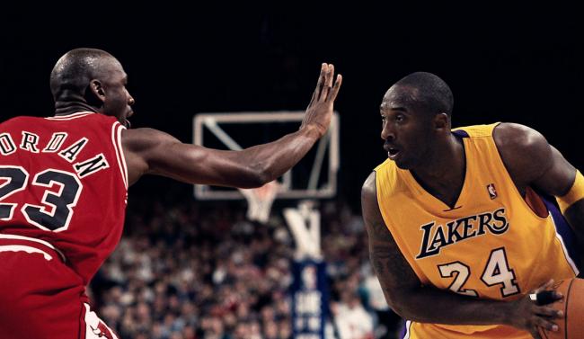 Screen Shot 2013 11 02 at 5.53.38 AM 650x377 Kobe Bryant vs. Michael Jordan