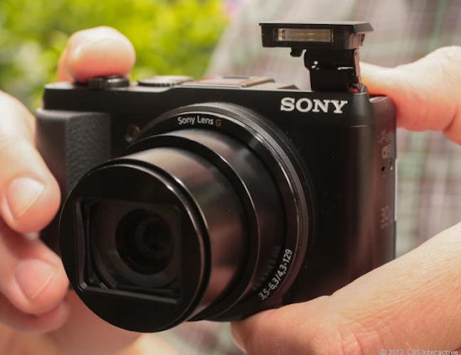 Sony DSC HX50V Cyber shot Digital Still Camera Sony DSC HX50V Cyber shot Digital Still Camera