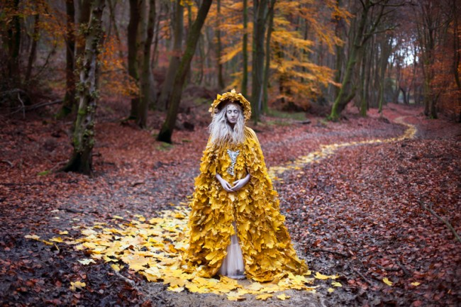 The Guidance of Stray Souls 650x433 Kirsty Mitchell