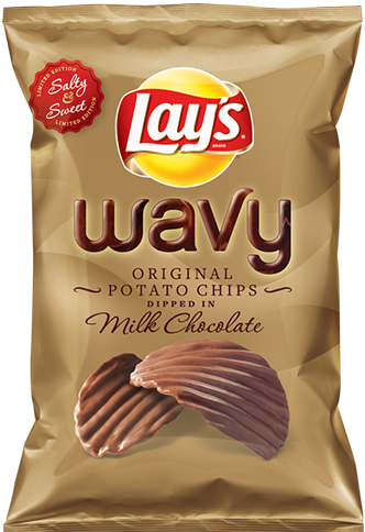 Untitled 1 Lay's Wavy Chocolate