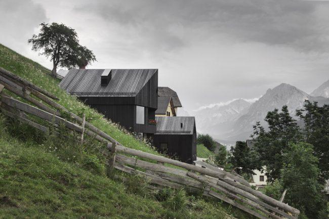 alpine house by pedevilla architekten 1 650x433