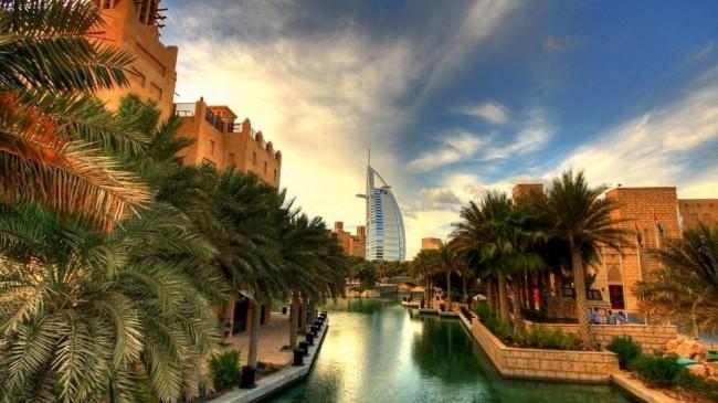 burj al arab Dubai 650x365 Attractions of Dubai