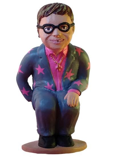 caganer elton john1 Caganer Elton John