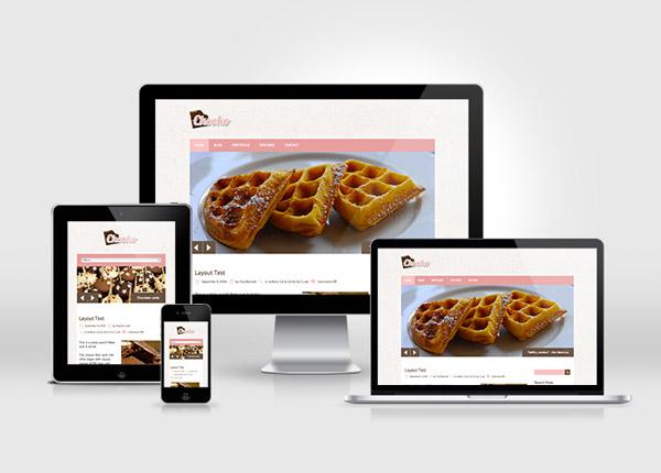 chooko wordpress 10 Best Free WordPress Themes for November 2013