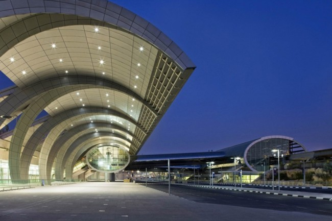 dubai airport emirates1 650x433 Attractions of Dubai