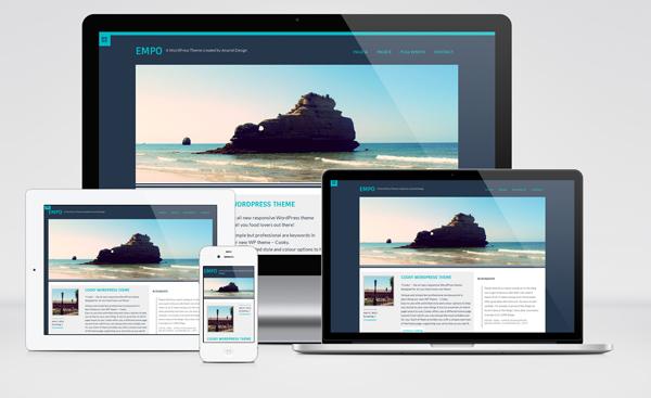empo  Empo : Free Responsive Blog Wordpress Theme