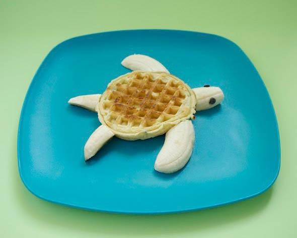 funny food1 Little Nummies: Creative Food Art