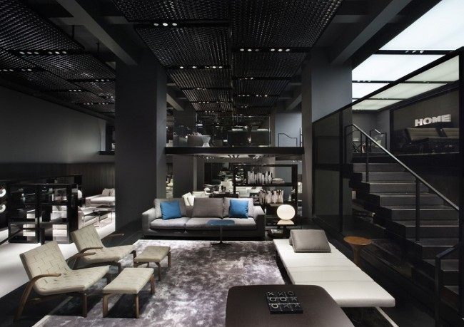 Interior Design News: Minotti partnerships with Delightfull in New