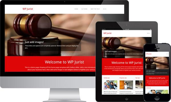 jurist  WP Jurist   Free Responsive Wordpress Theme for Law Firm Website