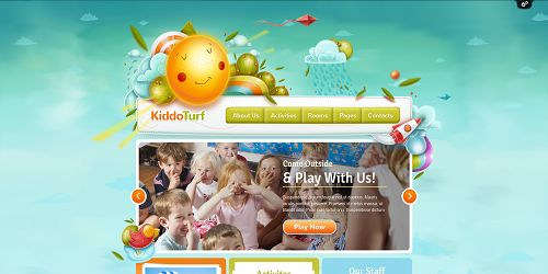 kiddoturf Just The Best WordPress Themes Ever Released