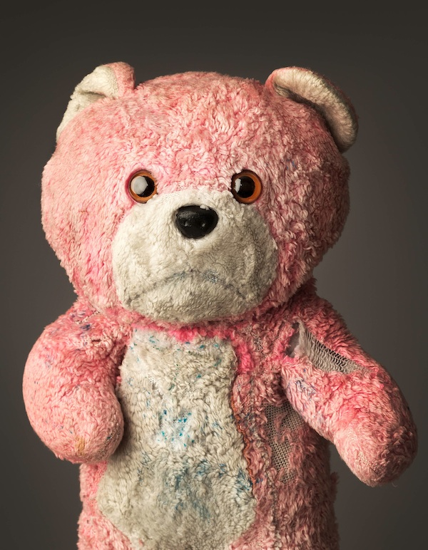 much loved bears 01 Adorable Yet Sad Portraits of Much Loved Stuffed Animals