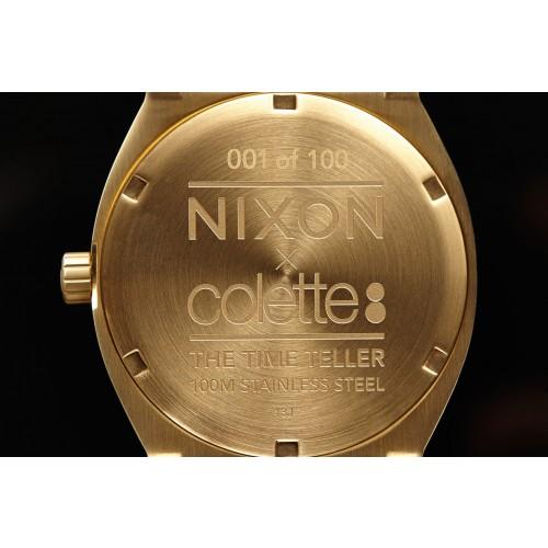 nixon 04 Nixon x Colette   The Time Teller