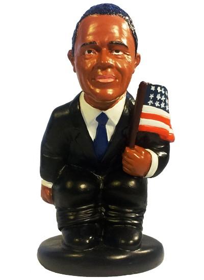 obama1 Caganer President Obama
