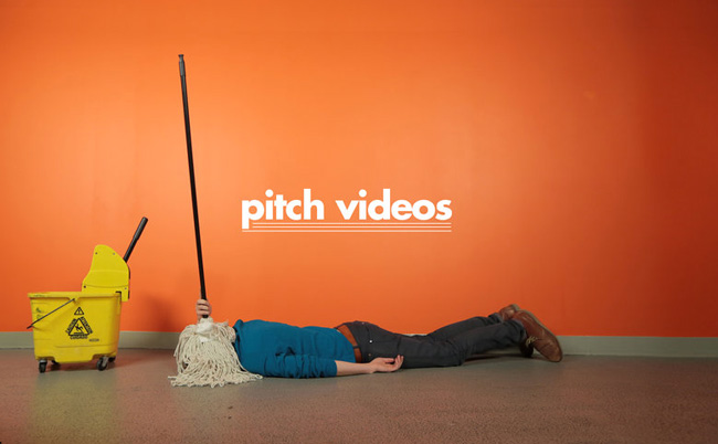 pitch videos The art of making Pitch Videos … and not being awarded afterwards