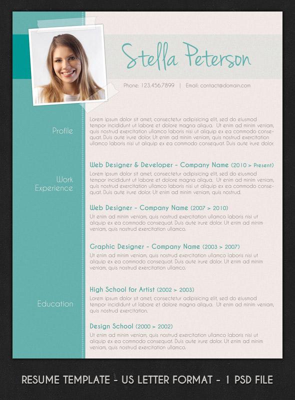 resume Fancy Resume